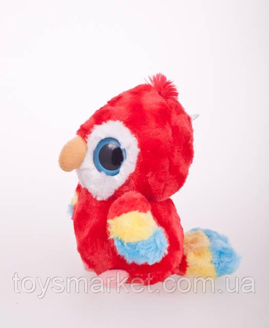 Плюшевая игрушка Попугай, фото 2
