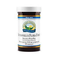 Бифидофилус Флора Форс -пробиотик,восстанавливает микрофлору (90капс.,НСП,США)