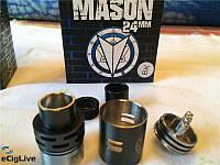 Mason 24mm RDA Обслуживаемый дрип-атомайзер