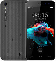 "Homtom HT16 Black 1/8 Gb, 5"", MT6580, 3G"