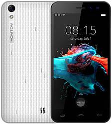 """Homtom HT16 White 1/8 Gb, 5"""", MT6580, 3G"""
