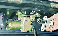 Замена замка багажника в Одессе