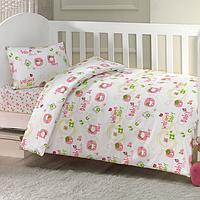 Постельное белье для новорожденных Brielle 453 pink