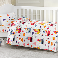 Постельное белье для новорожденных Brielle 455red