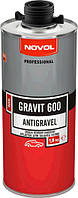 Средство для защиты кузова GRAVIT 600, Novol, 1,8л