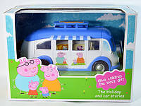 Набор Свинка Пеппа автобус TM8851, фото 1