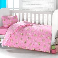 Постельное белье для новорожденных Brielle 503 pink