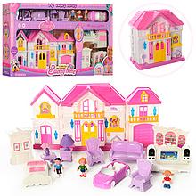 Детский домик для кукол  WD-922E