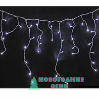 Гирлянда LED Бахрома (ICICLE LIGHT) 3.* 0,5 м., белый