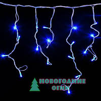 Гирлянда LED Бахрома ICICLE LIGHT 3 * 0,5 м. , синий