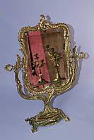 "Зеркало ""Версаль"" на ношке из бронзы"