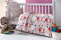 Постельное белье для новорожденных Brielle 457 brown