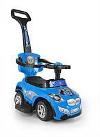 Машинка каталка Happy Milly Mally голубая OR