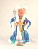 Музыкальная игрушка Снегурочка - 30 см.