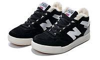 Зимние кроссовки New Balance CT300, кроссовки мужские нью бэлэнс 300 черные