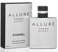 Мужской парфюм Chanel Allure Homme Sport (купить мужские духи шанель аллюр, лучшая цена на парфюм)