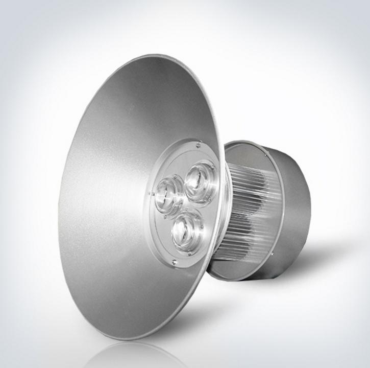 Светодиодный промышленный LED светильник PW 120W 6500К 9 000 Lm IP65 для высоких пролетов