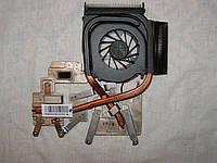 Система охлаждения HP Pavilion dv6 2055er Рабочая!