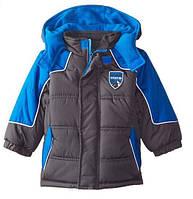 Куртка  iXtreme (США) серая для мальчика 3-5 лет