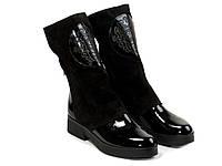 Ботинки Etor 4937-0-7235-1 черные, фото 1