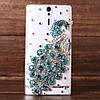 """Samsung G570 J5 PRIME оригинальный чехол панель накладка со стразами камнями для телефона """" PAWO CASE"""", фото 3"""