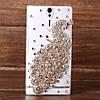 """Samsung G570 J5 PRIME оригинальный чехол панель накладка со стразами камнями для телефона """" PAWO CASE"""", фото 5"""