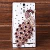 """Samsung G570 J5 PRIME оригинальный чехол панель накладка со стразами камнями для телефона """" PAWO CASE"""", фото 6"""