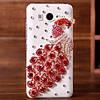 """Samsung G570 J5 PRIME оригинальный чехол панель накладка со стразами камнями для телефона """" PAWO CASE"""", фото 7"""