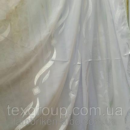 Тюль шифоновая Волна-ромб JH-67, фото 2