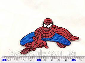 Нашивка людина павук / spider man 90x56 мм