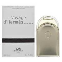 Туалетная вода Унисекс Hermes Voyage d'Hermes - живой, древесно-свежий аромат с нотками сандала и кедра AAT