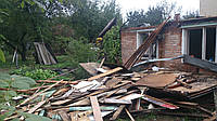 Снос деревянных домов Снос дачного домика, фото 1