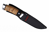 Нож для охоты 2290 BLP, чехол из кордуры в комплекте, нож охотничий, для охотников, фото 2