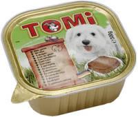 Паштет Консервированный корм для собак с дичью Томи TOMi Game Pate 300 грамм * 3 шт Акция!