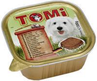 Консервированный корм Паштет для собак Томи TOMi Lamb Pate 300 грамм * 3шт Акция!
