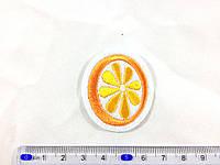 Нашивка Апельсин цитрус