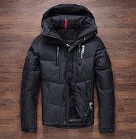 Мужской зимний лыжный  пуховик. Мужская зимняя куртка.  Модель 963, фото 6
