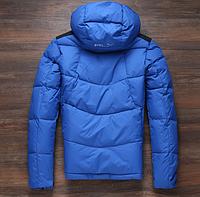 Мужской зимний лыжный  пуховик. Мужская зимняя куртка.  Модель 963, фото 3