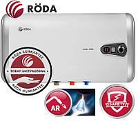 Водонагреватель (Бойлер) электрический RODA Aqua INOX 80 H (горизонтальный)
