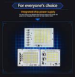 Smart IC SMD LED 30w 2700K Світлодіод 30w Світлодіодна збірка 2750Lm + Драйвер, фото 7