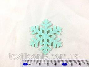 Нашивка сніжинка