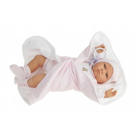 Кукла младенец 52 см Берта Antonio Juan 1950 звук, фото 2