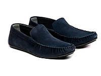 Мокасини Etor 10330-7060  синій, фото 1