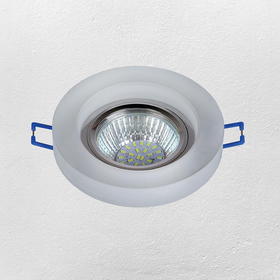 Точечный врезной светильник  16- MKD026 MR16