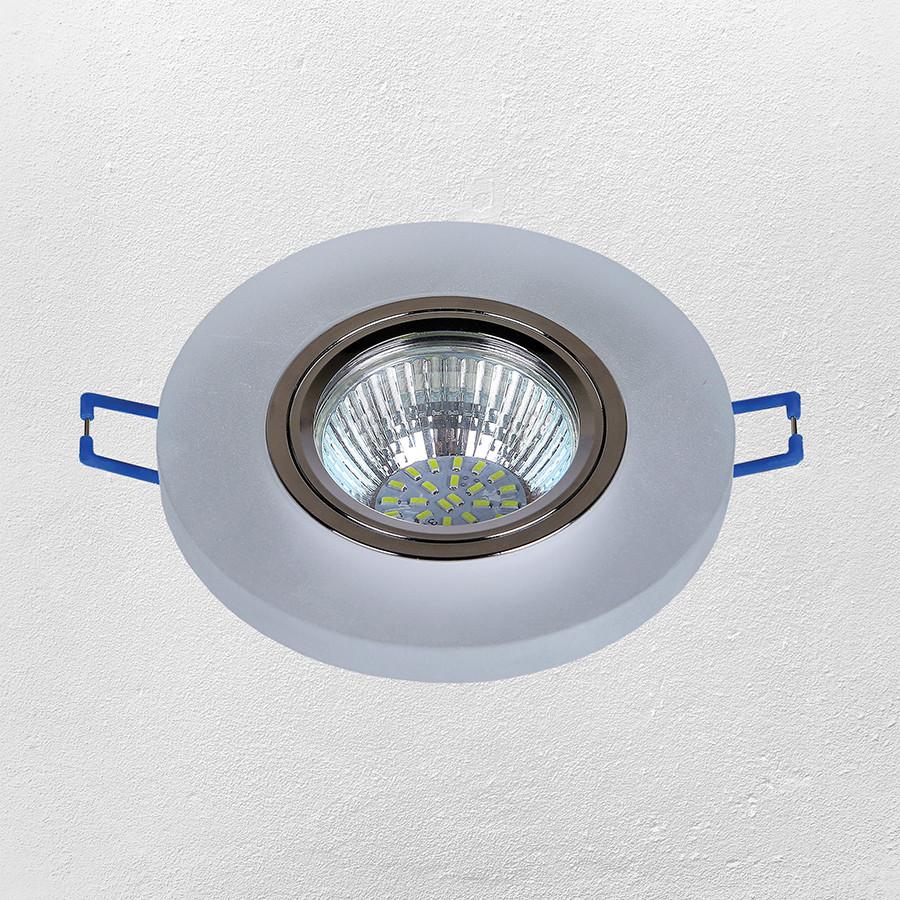Точечный врезной светильник (модель 16- MKD016 MR16)