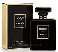 Женская парфюмированная вода Chanel Coco Noir (Шанель Коко Нуар) - древесно-восточный аромат AAT