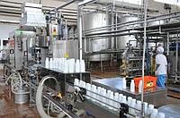 Линия производству молочной продукции