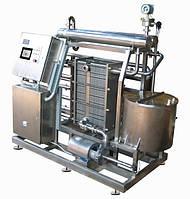 Оборудование для производства молока и молочных продуктов