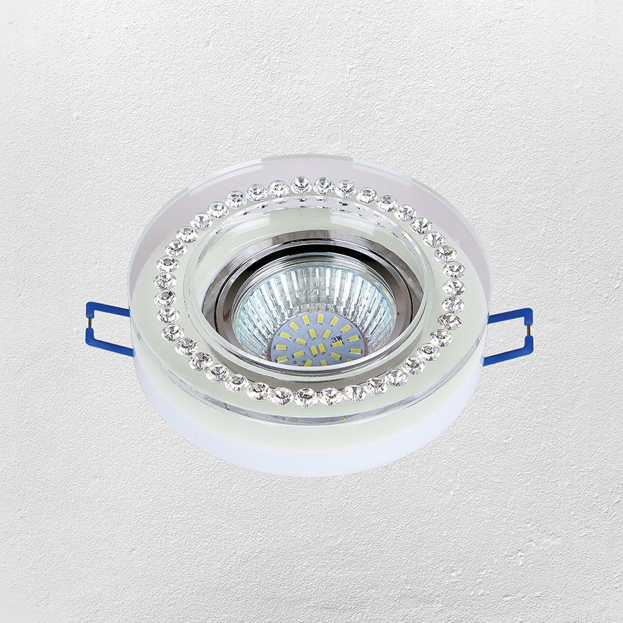 Точечный врезной светильник  16- MKD056 MR16