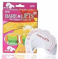 Невидимий бюстгальтер Bare Lifts(наклейки для підняттягрудей)/Невидимый бюстгалтер для поднятия груди